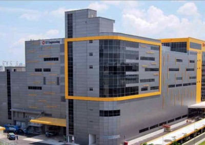 ST Electronics facility in Ang Mo Kio