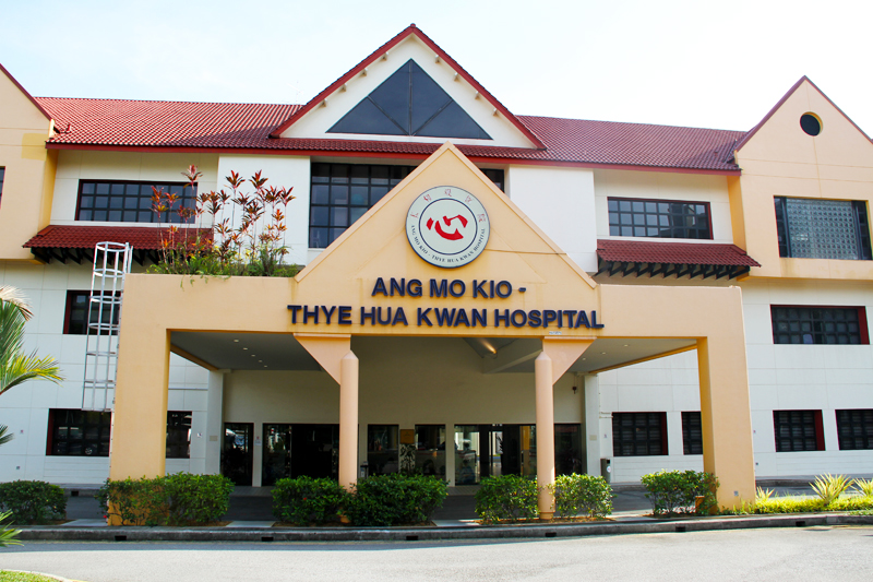 Community Hospital At Ang Mo Kio