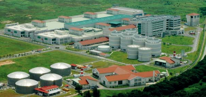 Changi Water Reclamation Plant