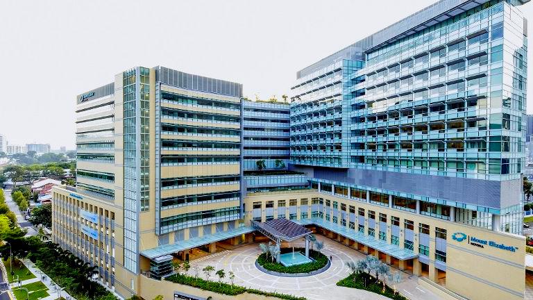 Mount Elizabeth Novena Hospital