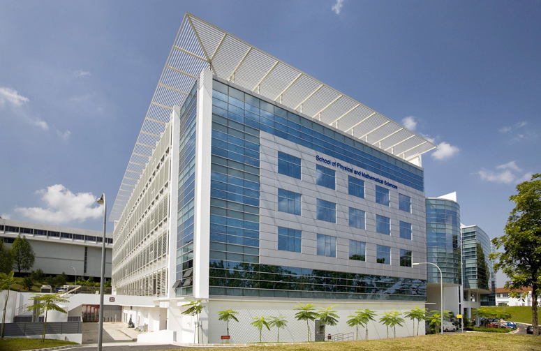Teaching & Laboratory Facility at Nanyang Technological University